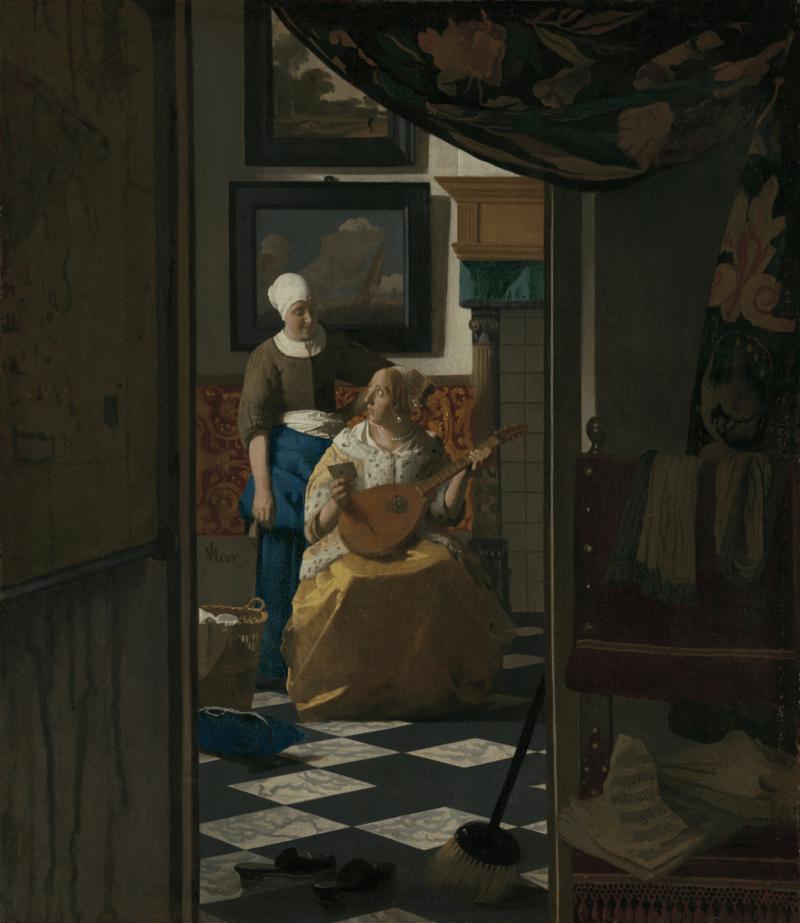 vermeer piece