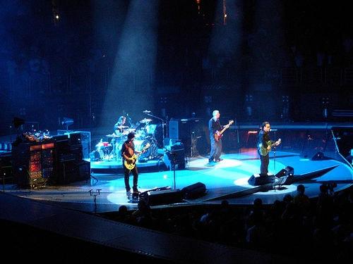 U2 in Anaheim