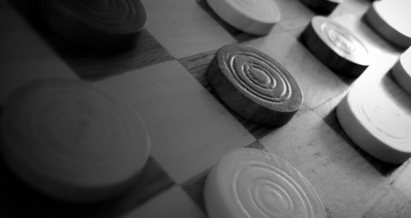 variations on checkers