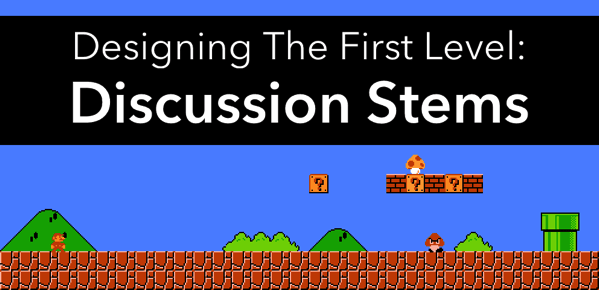 First level discussions
