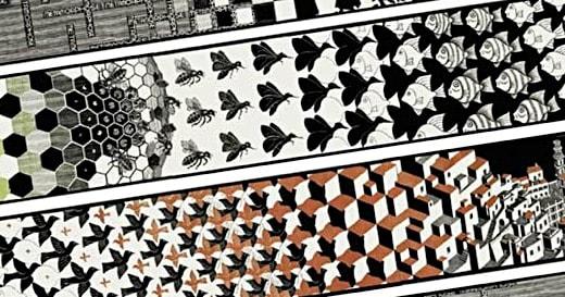 Mc Escher Links