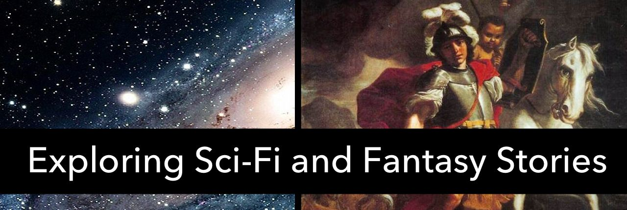 Reading sci-fi and fantasy with gifted kids